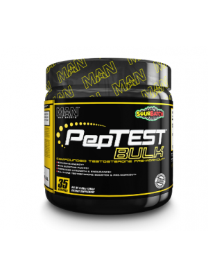 MAN PepTest Bulk 35 Servings