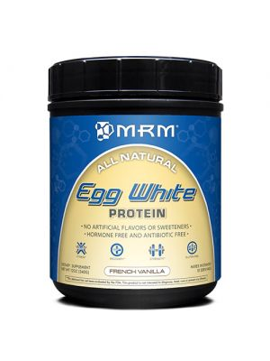 MRM All Natural Egg White 12 Oz