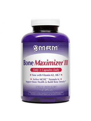 MRM Bone Maximizer III 150 Caps