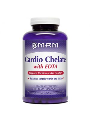 MRM Cardio Chelate with EDTA 650mg 180 VegeCaps