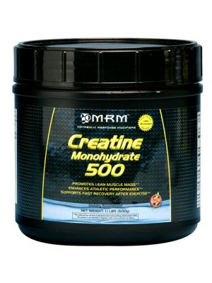 MRM Creatine Monohydrate 500 Grams