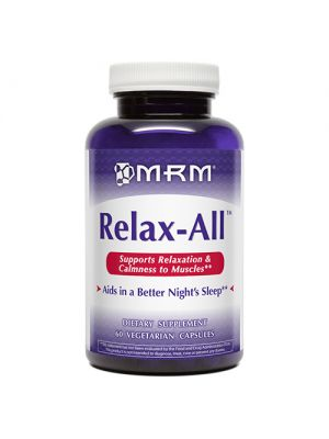 MRM Relax-All 60 Caps