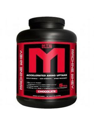 MTS Nutrition Machine Whey 5 Lbs