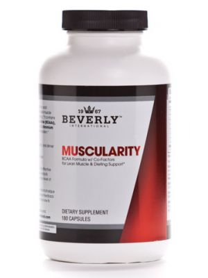 Beverly International Muscularity 180 caps