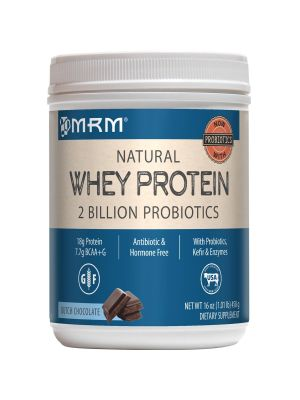 MRM 100% Natural Whey Front 1lbs