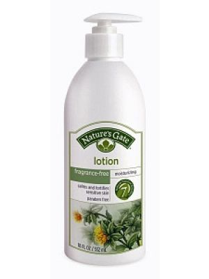 Nature's Gate Herbal Lotion Fragrance Free 18oz