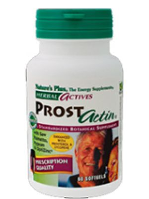 Nature's Plus Prostactin 60 Soft Gels