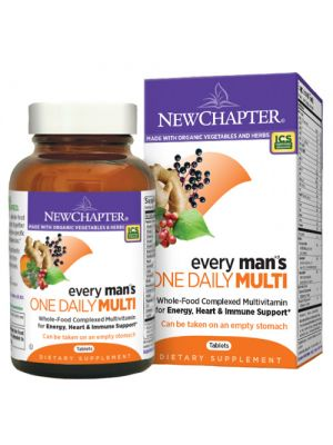 New Chapter Every Man's One Daily 24 Tabs