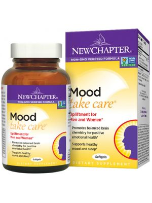 New Chapter Mood Take Care 30 Softgels