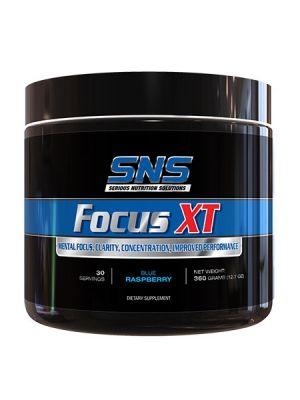 Serious Nutrition Solutions Focus XT 30 Servings