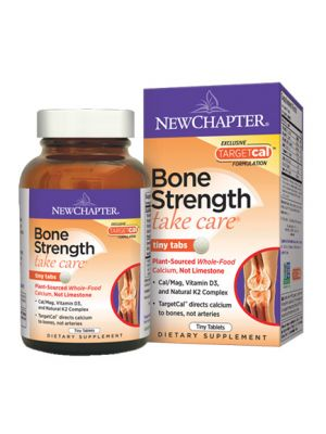 New Chapter Bone Strength Take Care 120 Tabs