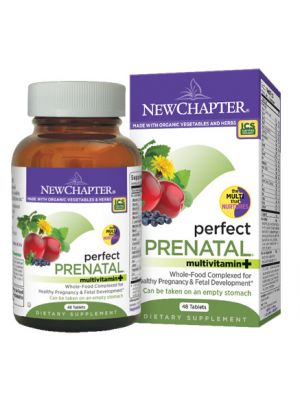 New Chapter Perfect Prenatal 48 Tabs