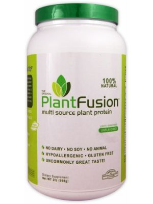 NutraFusion Nutritionals PlantFusion 2 Lbs