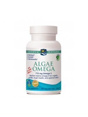 Nordic Naturals Algae Omega 60 SoftGels