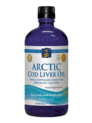 Nordic Naturals Arctic Cod Liver Oil 16 Fl Oz