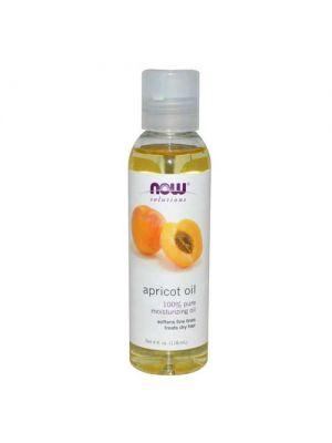 Now Foods Apricot Kernel Oil 4 Fl Oz