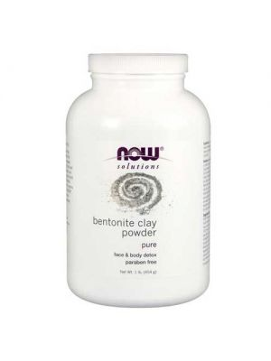 Now Foods Bentonite Powder 1 Lb