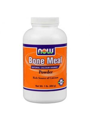 Now Foods Bone Meal Powder 16 Oz