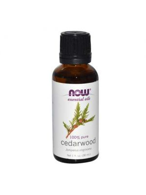 Now Foods Cedarwood Oil 1 Oz