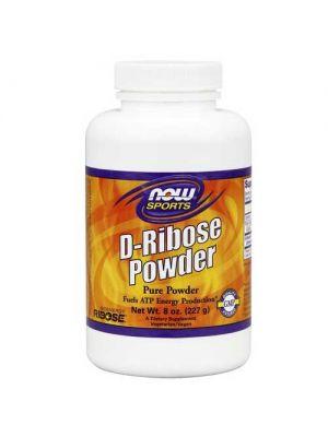 Now Foods D-Ribose Powder 8 Oz