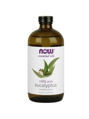 Now Foods Eucalyptus Oil 16 Oz