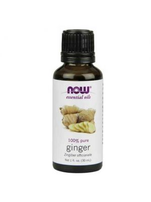 Now Foods Ginger Oil 1 Oz