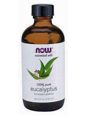 Now Foods Eucalyptus Oil 4oz