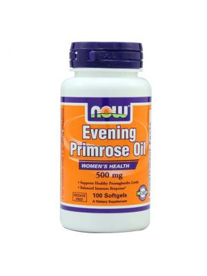Now Foods Evening Primrose Oil 500mg 100 Softgels