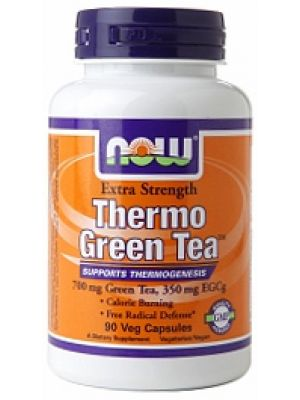 Now Foods Thermo Green Tea 90 Vege Caps