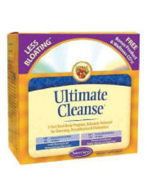 Nature's Secret Ultimate Cleanse 2 Part Total Body Program
