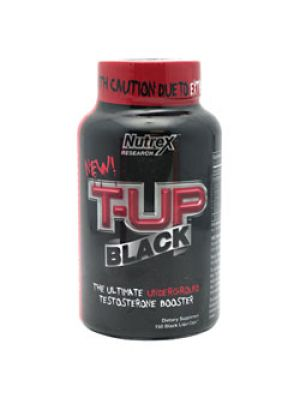 Nutrex Research T-Up Black 150 Caps