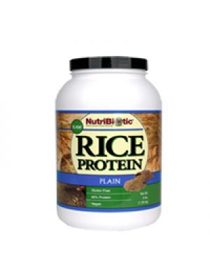 NutriBiotic Rice Protein 600 Grams