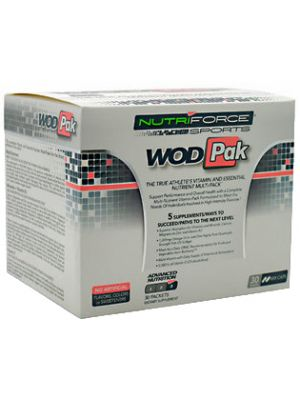 Nutriforce Sports WodPak 30 Packets