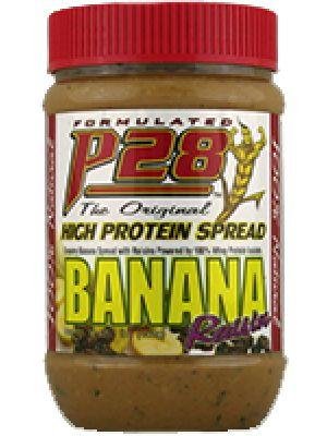 P28 High Protein Spread Banana Raisin 16 Oz