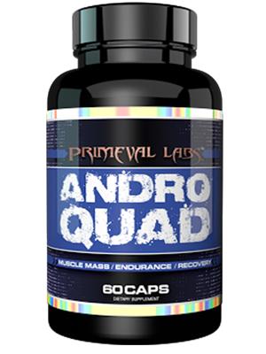 Primeval Labs Andro Quad