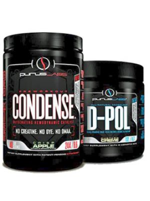 Purus Labs Apple Pie Stack (Condense & D-Pol)