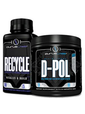 Purus Labs Recycle/D-Pol Combo Stack