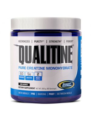 Gaspari Nutrition Qualitine Creatine 300 Grams