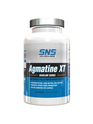 Serious Nutrition Solutions Agmatine XT