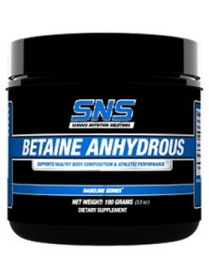 Serious Nutrition Solutions Betaine Anhydrous 100 Grams