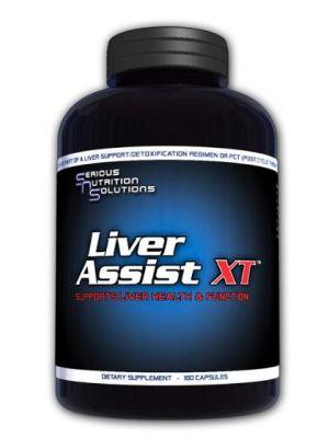 Serious Nutrition Solutions Liver Assist XT 180 Caps