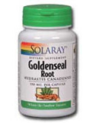 Solaray Goldenseal Root 550mg 50 Caps