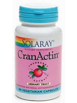 Solaray CranActin Cranberry AF Extract 60 caps
