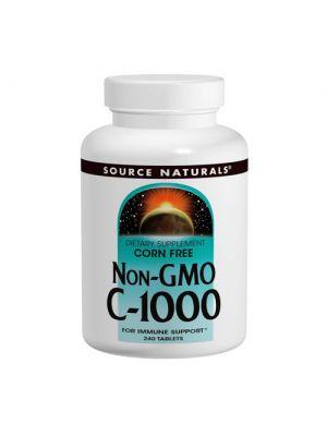 Source Naturals C-1000 Non-GMO 60 Tabs