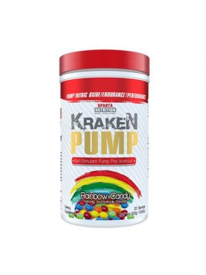 Sparta Nutrition Kraken Pump