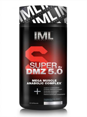IronMag Labs Super DMZ Rx 5.0 60 Caps