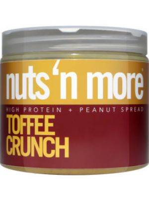 Nuts 'N More Toffee Crunch Peanut Butter 16 Oz