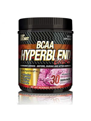 Top Secret Nutrition BCAA Hyperblend Energy Watermelon 30 Servings