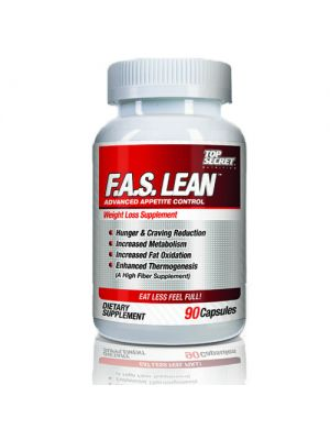 Top Secret Nutrition F.A.S. Lean 90 Caps