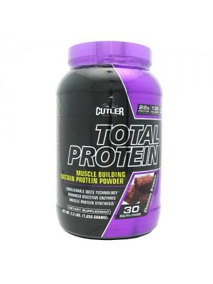 Cutler Nutrition Total Protein 2.3 Lbs